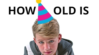 how old is mattyb? 🍰🎈
