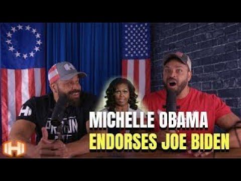 Michelle Obama Rips Trump