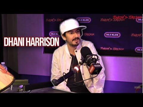 Dhani Harrison In-Studio on Jonesy's Jukebox