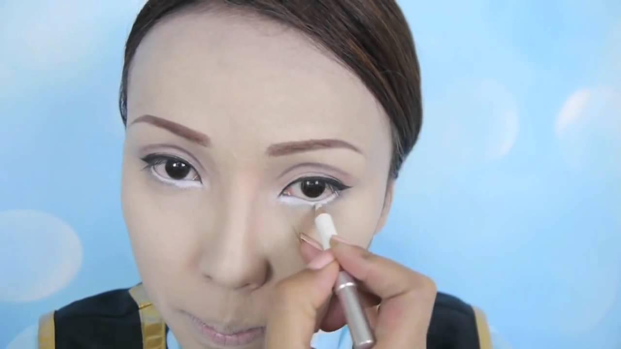 Disneys frozen anna makeup tutorial youtube disneys frozen anna makeup tutorial baditri Image collections