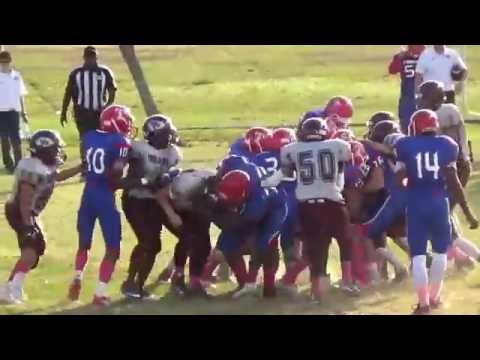 8A THOMPSON VS SOHO 2016