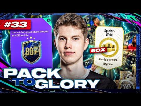 ICH ÖFFNE 50x TOTS 80+ PLAYER PICKS!⚡️😎 I FIFA 21 PACK TO GLORY #33
