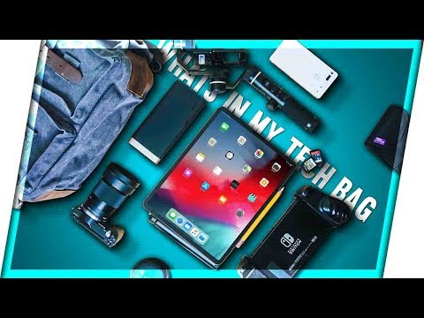What's in my Tech Bag! (2019)