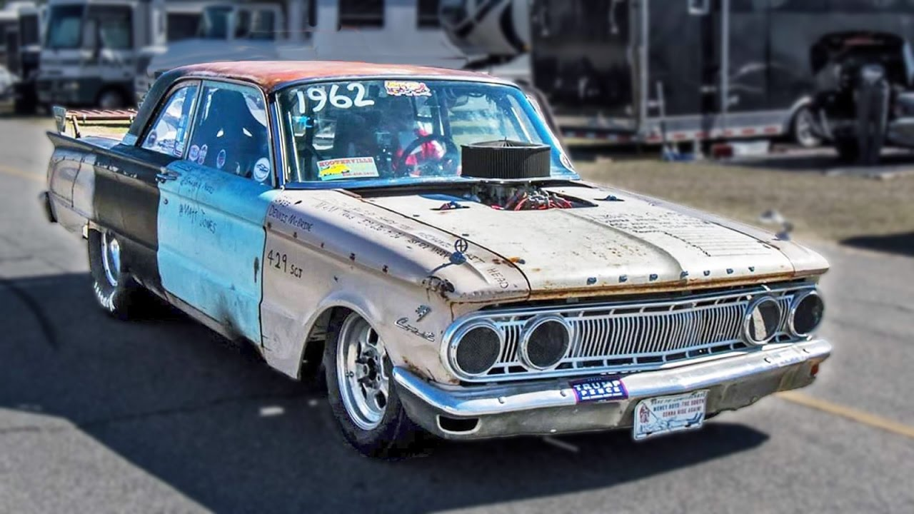Watch: Big Block-Powered '62 Mercury Comet | Ford Authority