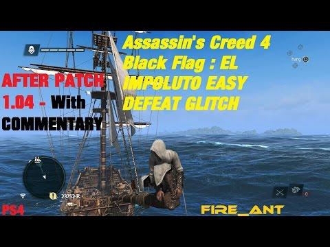 Assassin's Creed 4 Black Flag : UPDATED - El Impoluto Legendary Ship Defeat Glitch