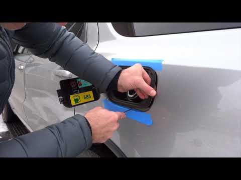 Fuel Door Repair on Dodge Durango / Jeep Grand Cherokee