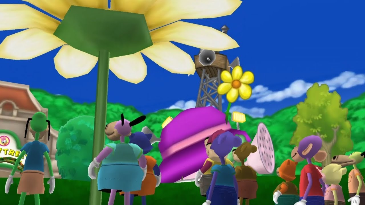 THE BLOOMING FLOWER OF DOOM (A Toontown Animation) - YouTube