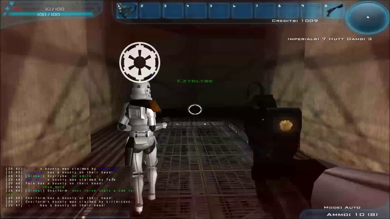how to become a jedi on star wars galaxies
