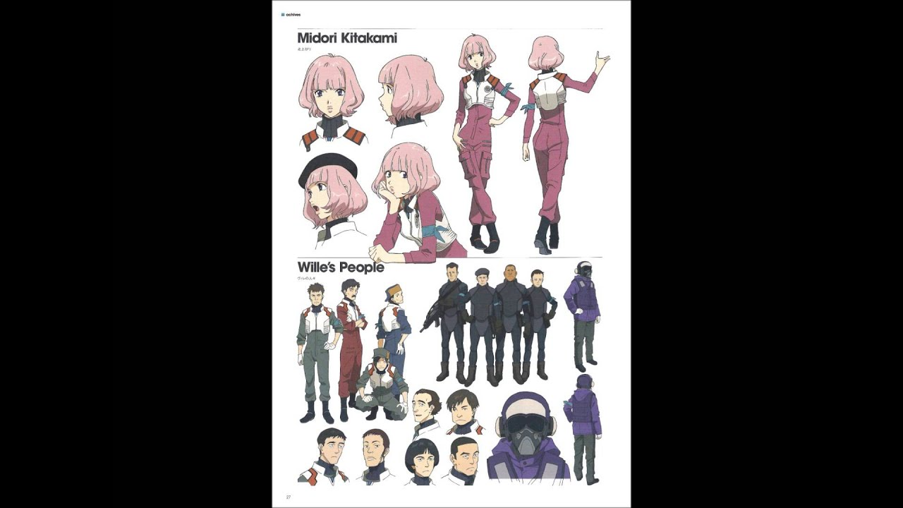 Evangelion 30 art book full scans youtube sciox Image collections