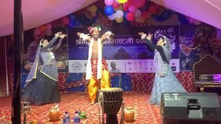 Bahubali  Kanha Soja zaraa dance video by The Rising dance academy