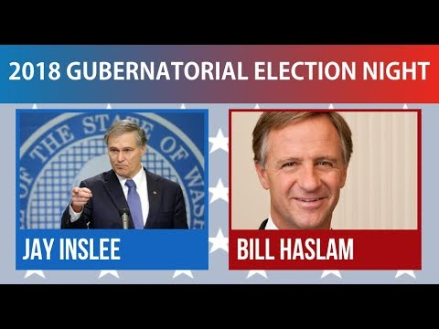 2018 Election Night | Gubernatorial Elections