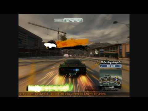 BP: Inferno Van Team: GT Nighthawk changeable BOOST