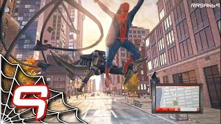 The Amazing Spider-Man (PC) walkthrough part 9 (The Hunters)
