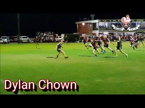 Trl round 4 Valleys Roosters vs Wattles Warriors