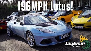 The Lotus Evora GT430 Sport - Is Norfolk's 911 GT3 Rival Worth The Money?