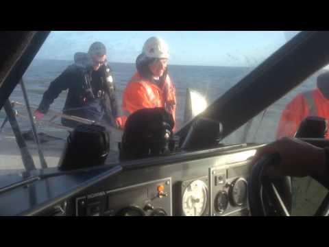 Pilot A7 disembarking Zim London