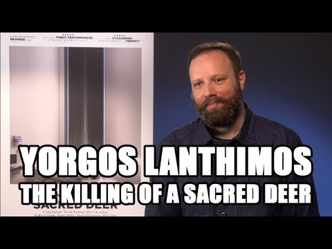 The Killing of a Sacred Deer - Yorgos Lanthimos Exclusive Interview