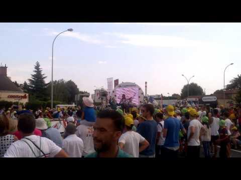 Tour de France 2016, Publicite Caravan