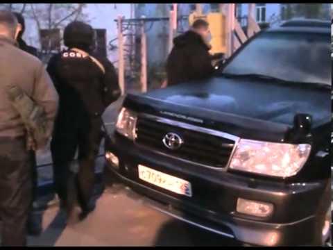 В Приморье задержан лидер ОПГ и его помощники