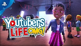 Youtubers Life OMG! - Celebration Trailer | PS4