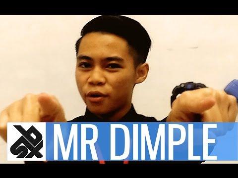 MR DIMPLE  |