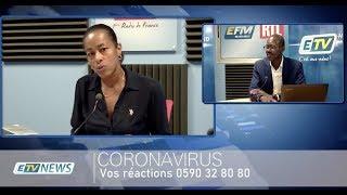 ÉDITION SPÉCIALE CORONAVIRUS - 16 AVRIL 2020 - Ericka MERION - QualiStat