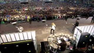 Download Mp3 Megadeth - Wake Up Dead  Live, Sofia 2010   Hd
