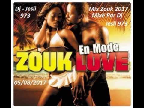 Mix Zouk Nouveauté 2017. Mixé Par Dj Jesli 973