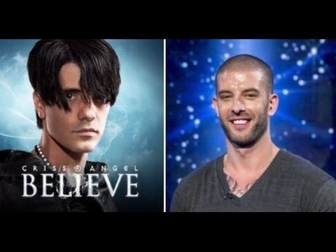 Magician Darcy Oake STEALS CRISS ANGEL ILLUSION -  Exclusive INTERVIEW