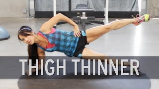 XHIT - Thigh Exercises For Losing Fat