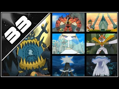 Pokemon Ultra Sun and Moon Part 33 - CATCHING EVERY ULTRA BEAST