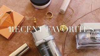 近期爱用丨Recent Favorites丨首饰 彩妆 护肤丨Savislook