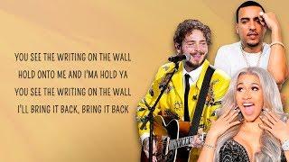 French Montana, Post Malone, Cardi B - Writing On The Wall (Lyrics)