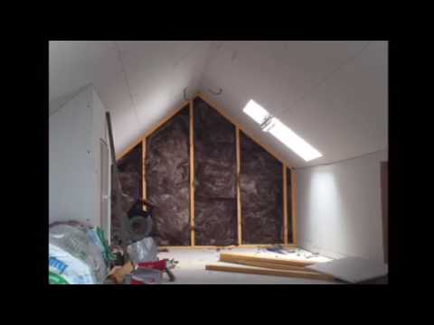 Edinburgh & Fife attic conversions. Farm cottage project