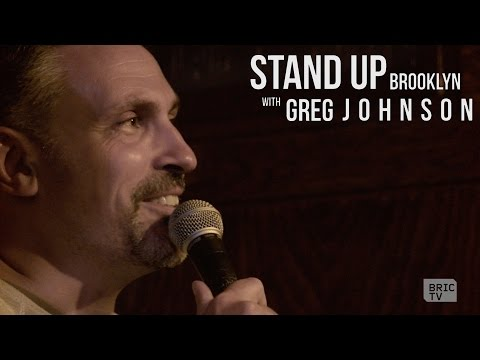 DC Benny   Stand Up Brooklyn with Greg Johnson   Ep. 6