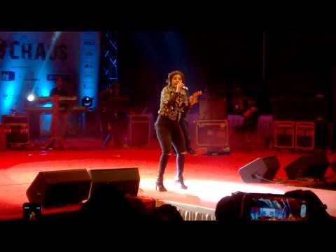 Sajna ve sajna- Sunidhi Chauhan live at IIM Ahmedabad