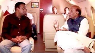 Won't be part of Narendra Modi government - Rajnath Singh to NDTV