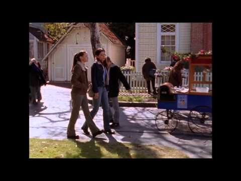 Gilmore Girls: Season 1 - ALL the References Supercut