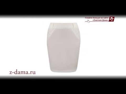 Юбка-ВкМ0555-для-женщины-больших-размеров
