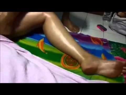 Thai Oil Massage Techniques Part 3   Ayutthaya, Thailand
