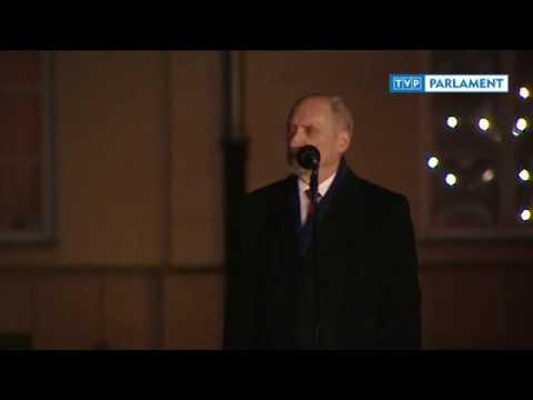 Pożegnalne przemówienie Antoniego Macierewicza