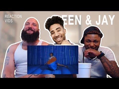 "KYLE ft. Kehlani ""Playinwitme"" - Deen & Jay Reaction"