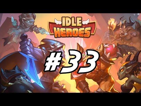 "Idle Heroes - 33 - ""First Six Star Hero"""