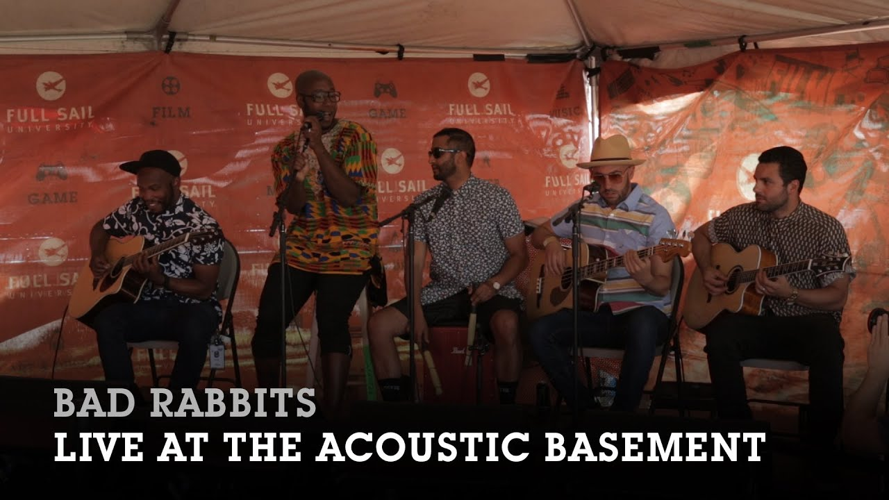 Bad Rabbits   Acoustic Basement 6.20.14 Full Set