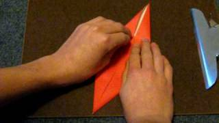 How To Make An Origami Dinosaur