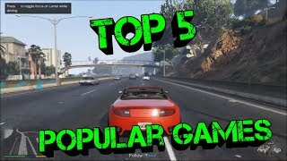 Top 5 Popular Games for Android