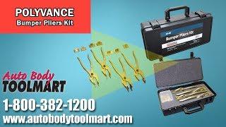Polyvance Bumper Pliers Kit