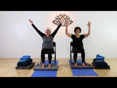 Healing Chair Yoga