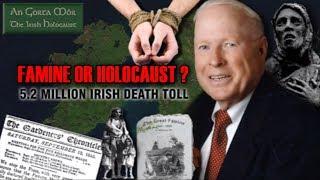 IRISH POTATO FAMINE / HOLOCAUST - Chris Fogarty - Red Ice Radio