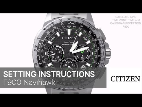 official citizen setting instructions f900 navihawk youtube rh youtube com Box for Citizen Watch Navihawk Blue Angels citizen navihawk instruction manual